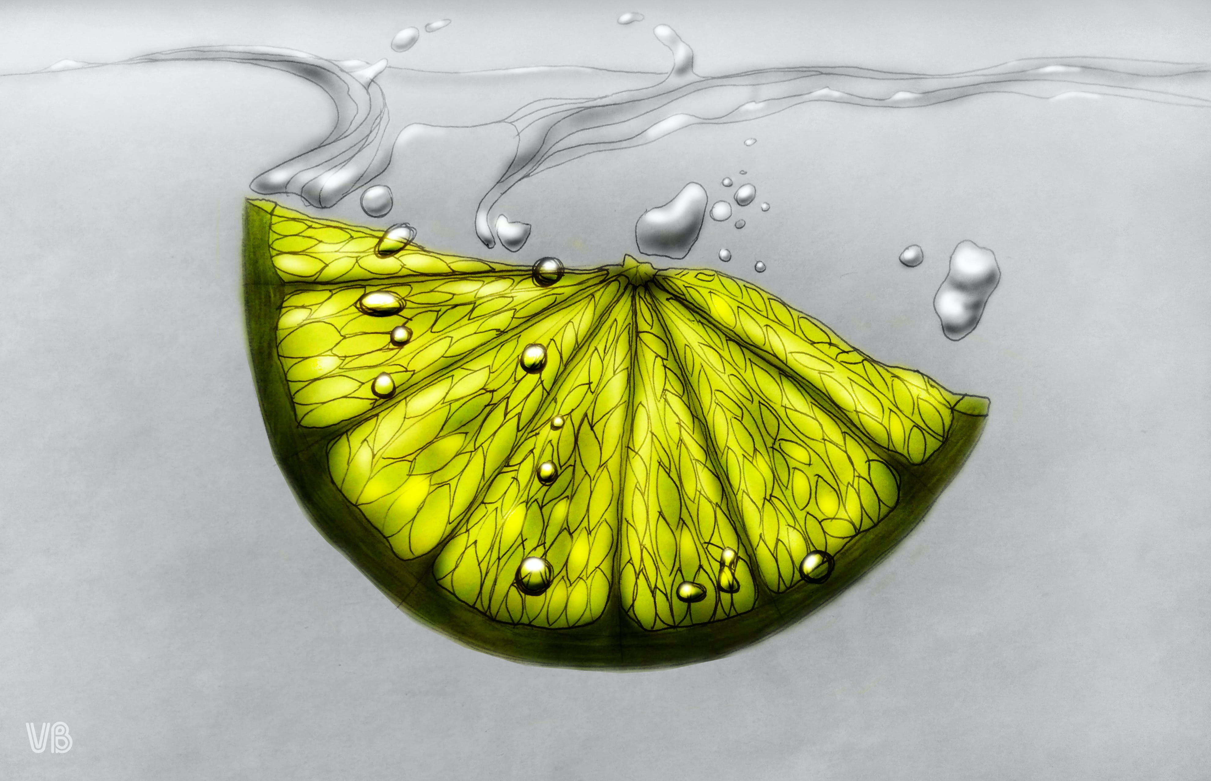Free stock photo of lemon, lemon tea