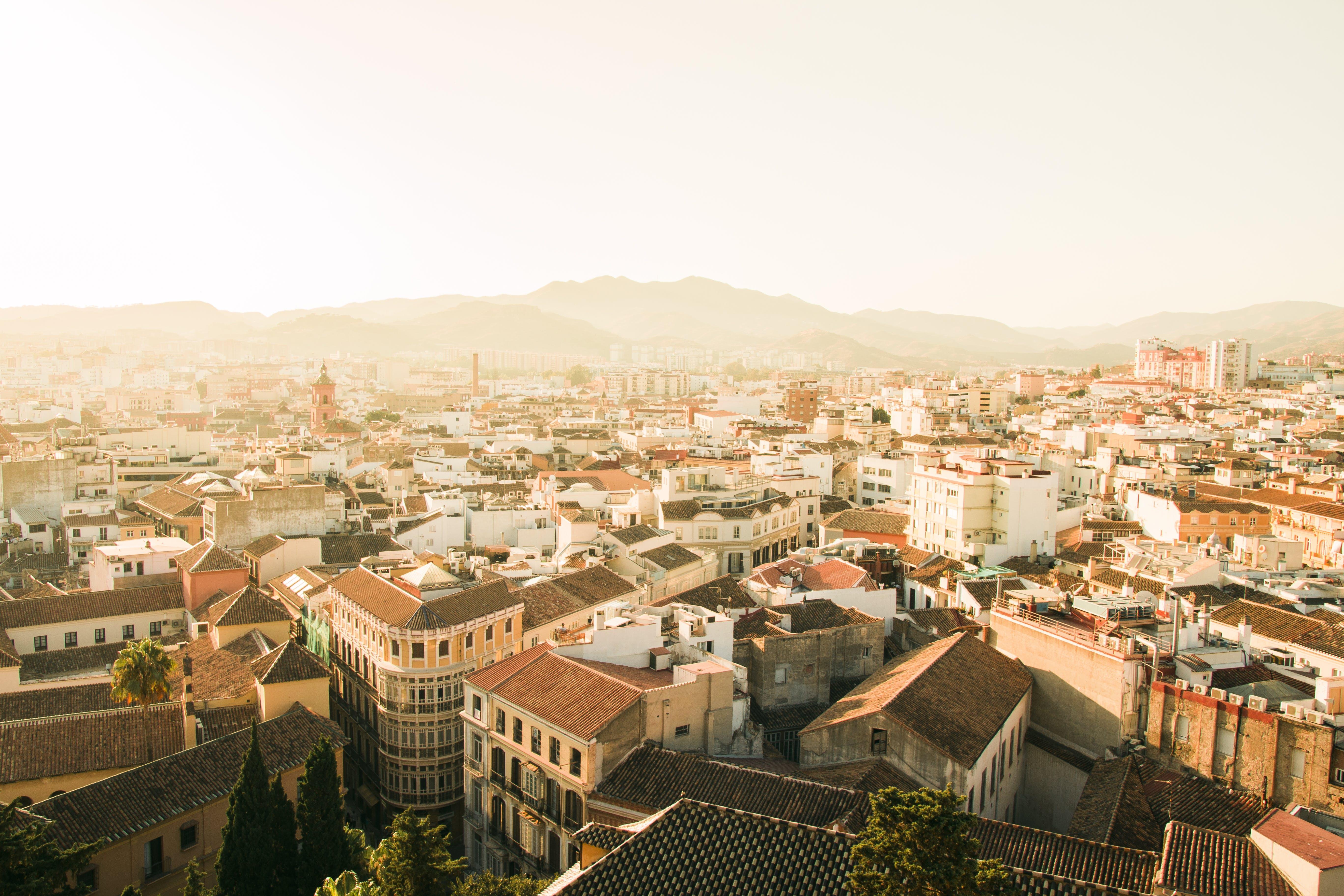 Kostenloses Stock Foto zu barcelona, dicht, gebäude, madrid