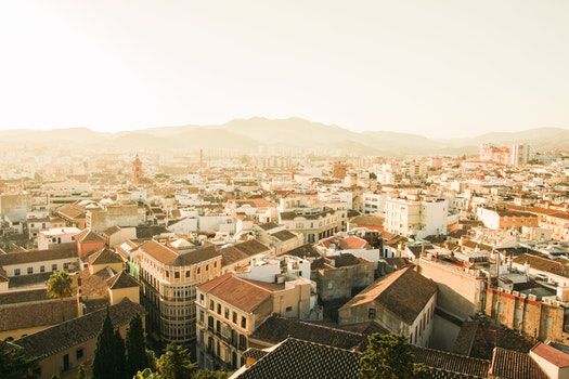 Free stock photo of city, spain, dense