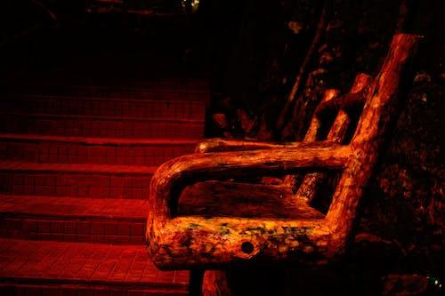 Δωρεάν στοκ φωτογραφιών με αντικείμενο, παγκάκι, σκάλες, τοπίο