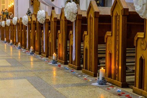 литва, рождество, храм içeren Ücretsiz stok fotoğraf