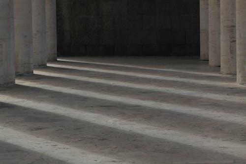 Gratis lagerfoto af #rome #colums #shadow
