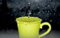 cup, mug, water