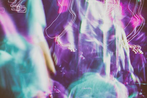 Free stock photo of culiacan, discotheque, glitch, light