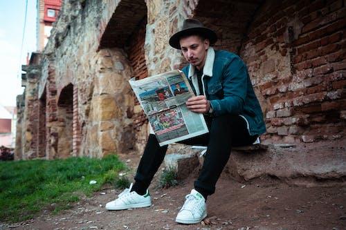 Foto d'estoc gratuïta de de moda, desgast, diari, estil