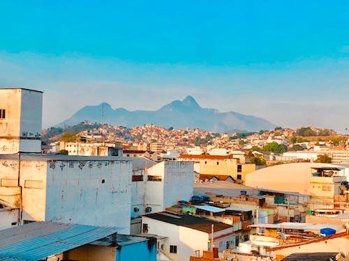 Foto d'estoc gratuïta de alba, amèrica llatina, amor, àrea urbana