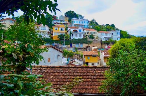 Foto d'estoc gratuïta de amèrica llatina, arquitectura, barri, barrio