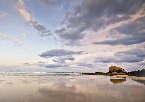 Kostenloses Stock Foto zu curlumbin, himmel, landschaftlich, meer