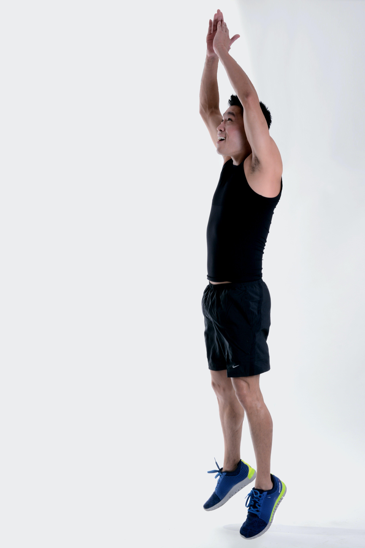 Free stock photo of body, burpee, coach, exercise
