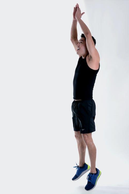 keiji yoshiki, 人, 伯比, 俯臥撑 的 免費圖庫相片