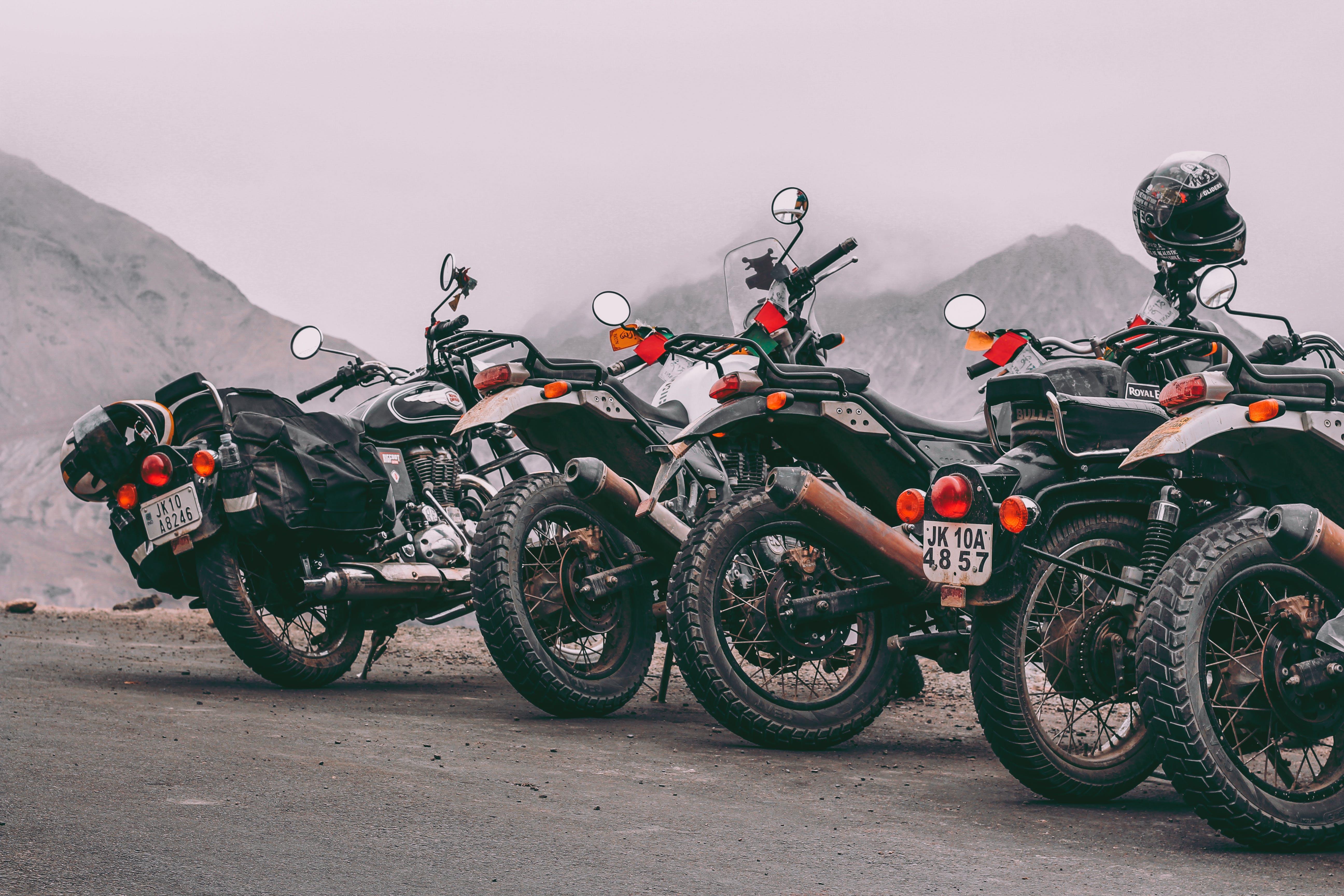 คลังภาพถ่ายฟรี ของ พาหนะ, มอเตอร์ไซค์วิบาก, รถจักรยานยนต์, รถมอเตอร์ไซค์
