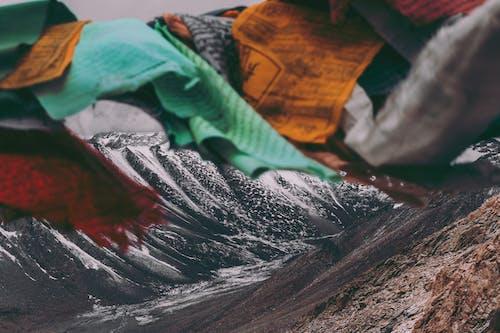Foto profissional grátis de altitude, alto, cadeia de montanhas, cênico