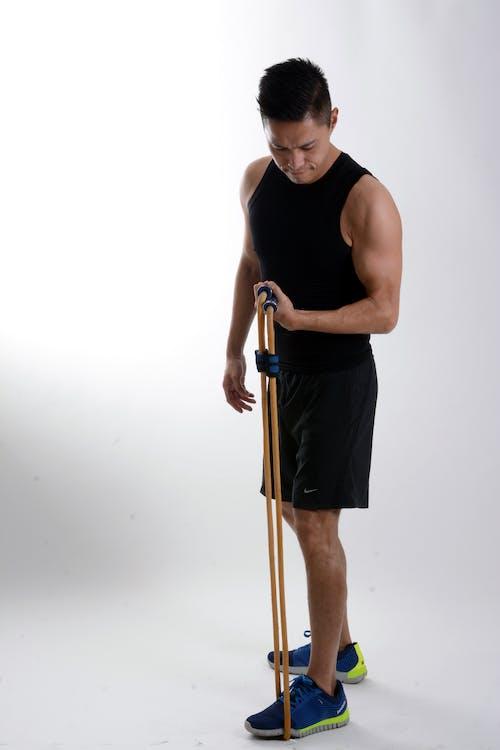 keiji yoshiki, 人, 健身, 教練 的 免費圖庫相片