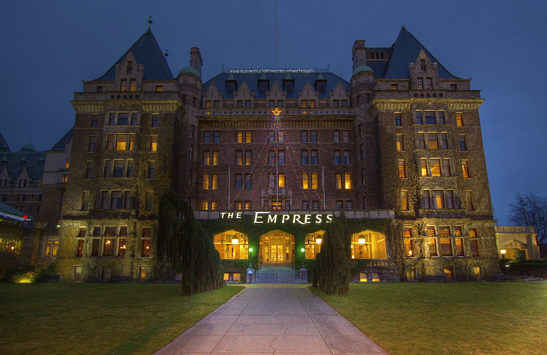 Kostenloses Stock Foto zu architektur, britisch-kolumbien, historisches gebäude, hotel