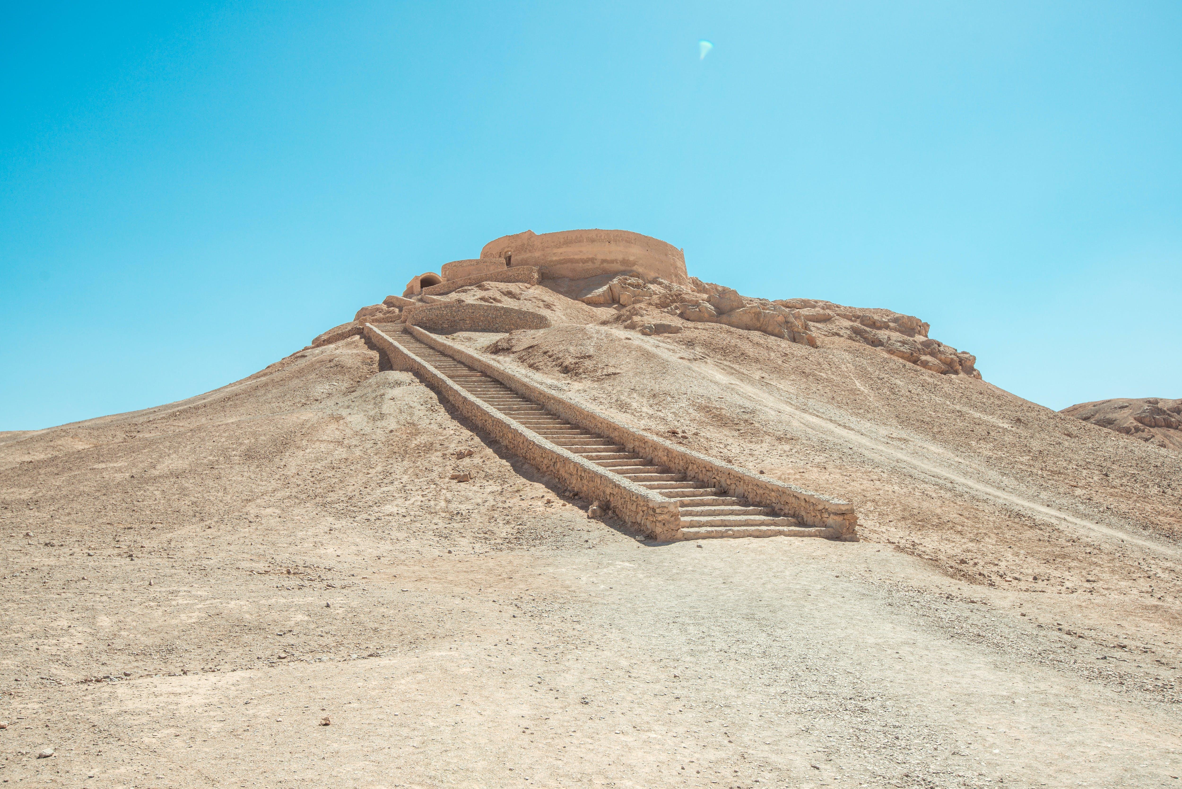 乾旱, 乾的, 古老的, 地標 的 免费素材照片