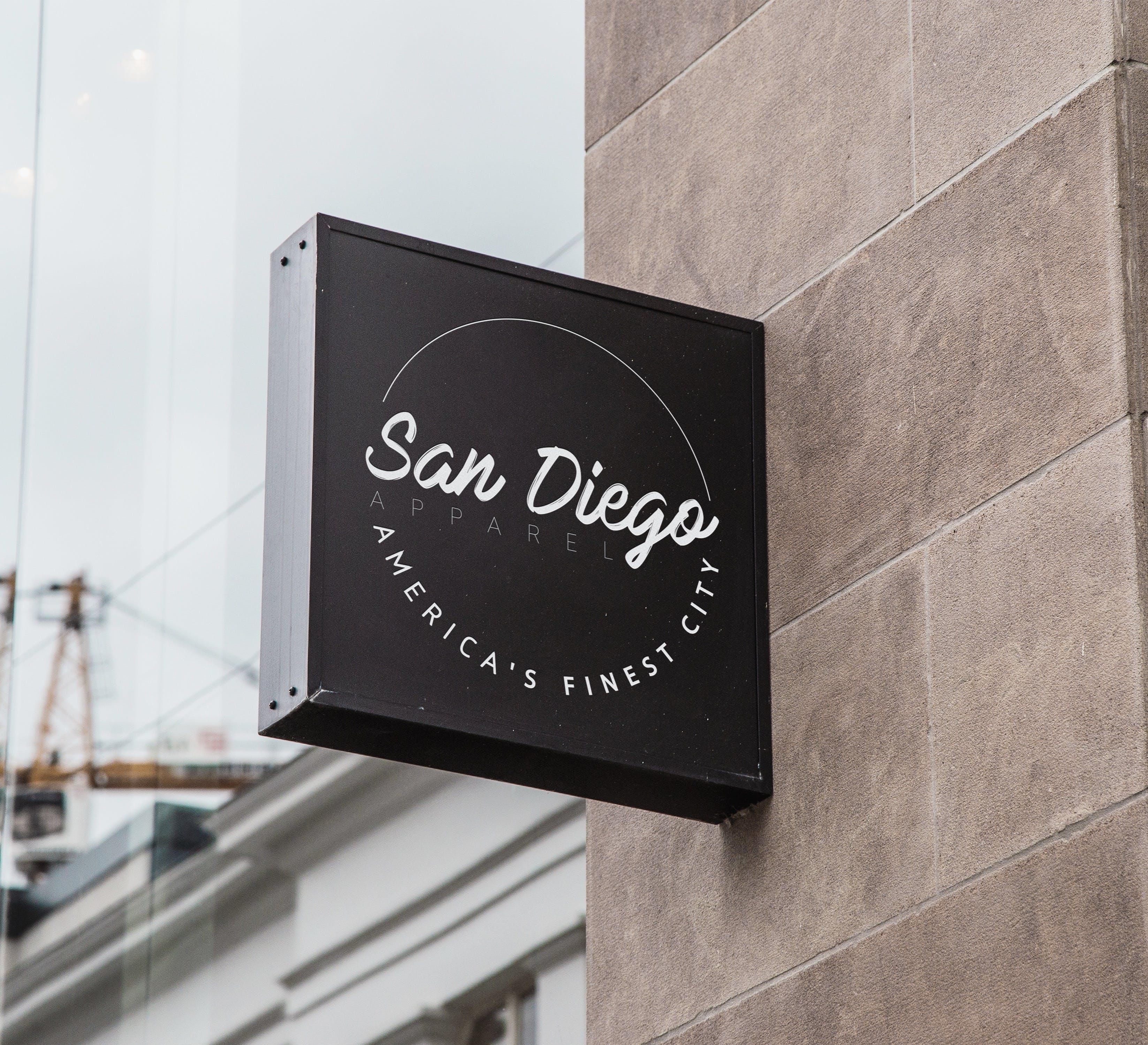 商店, 建造, 標誌, 聖地亞哥 的 免費圖庫相片