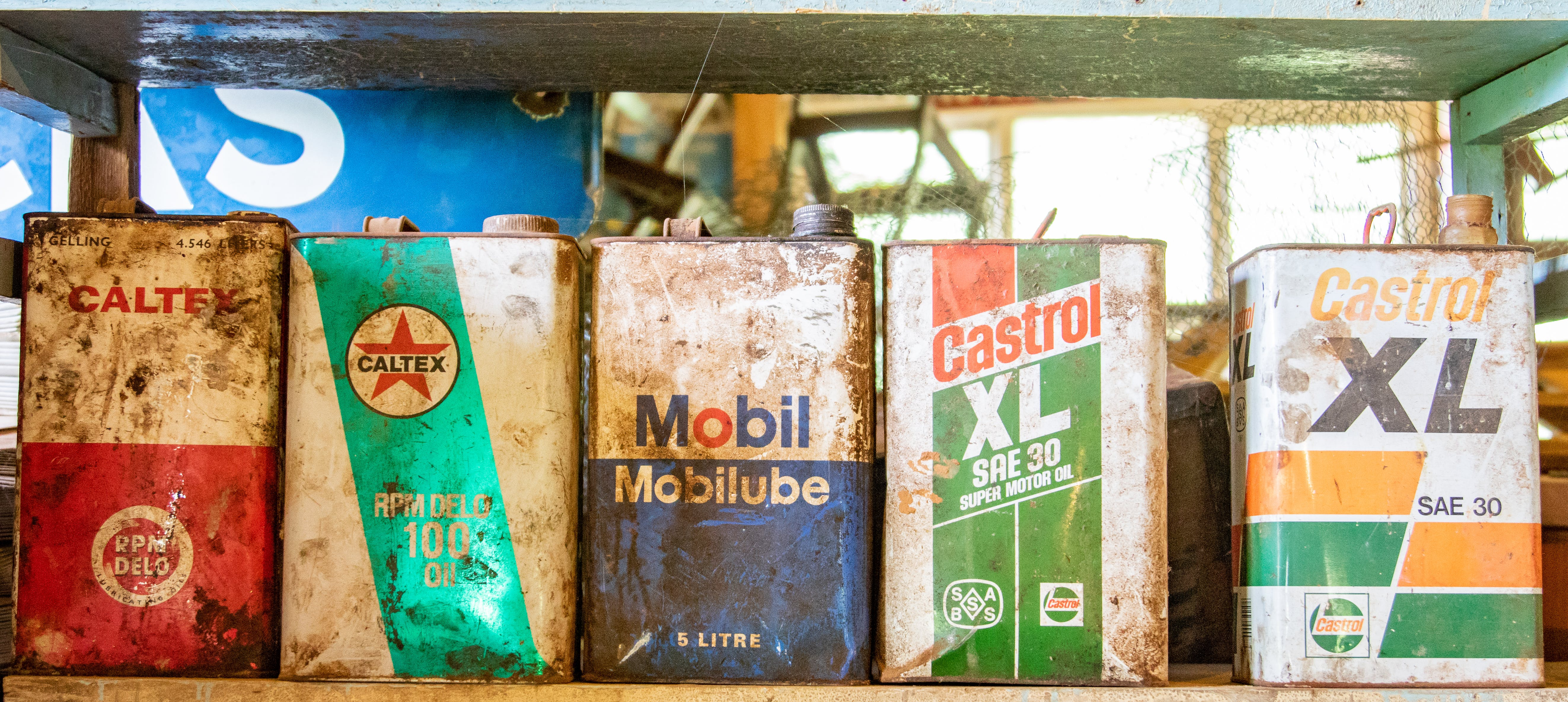 Free stock photo of antique, cars, mechanical, motor oil