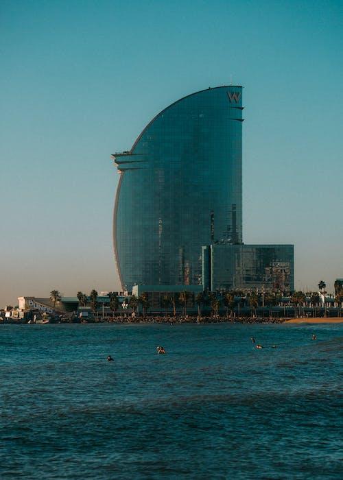 Photos gratuites de architecture, bâtiment, bord de mer, building