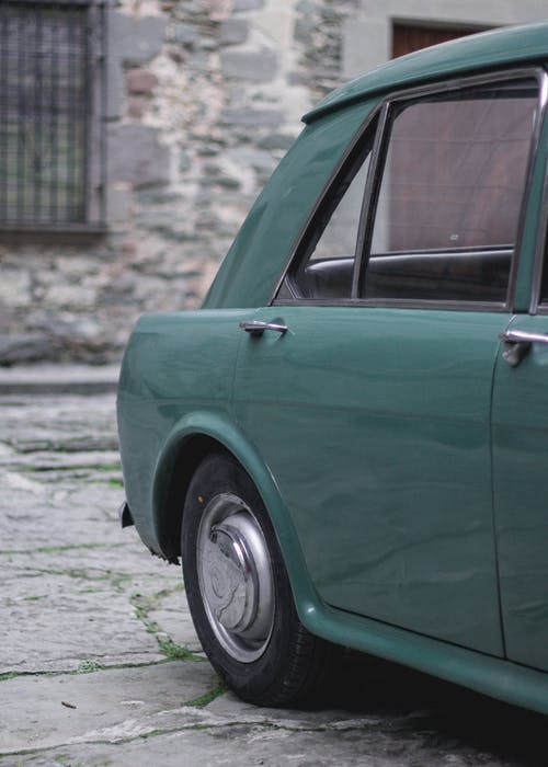araba, bağbozumu, cam göbeği, datsun içeren Ücretsiz stok fotoğraf