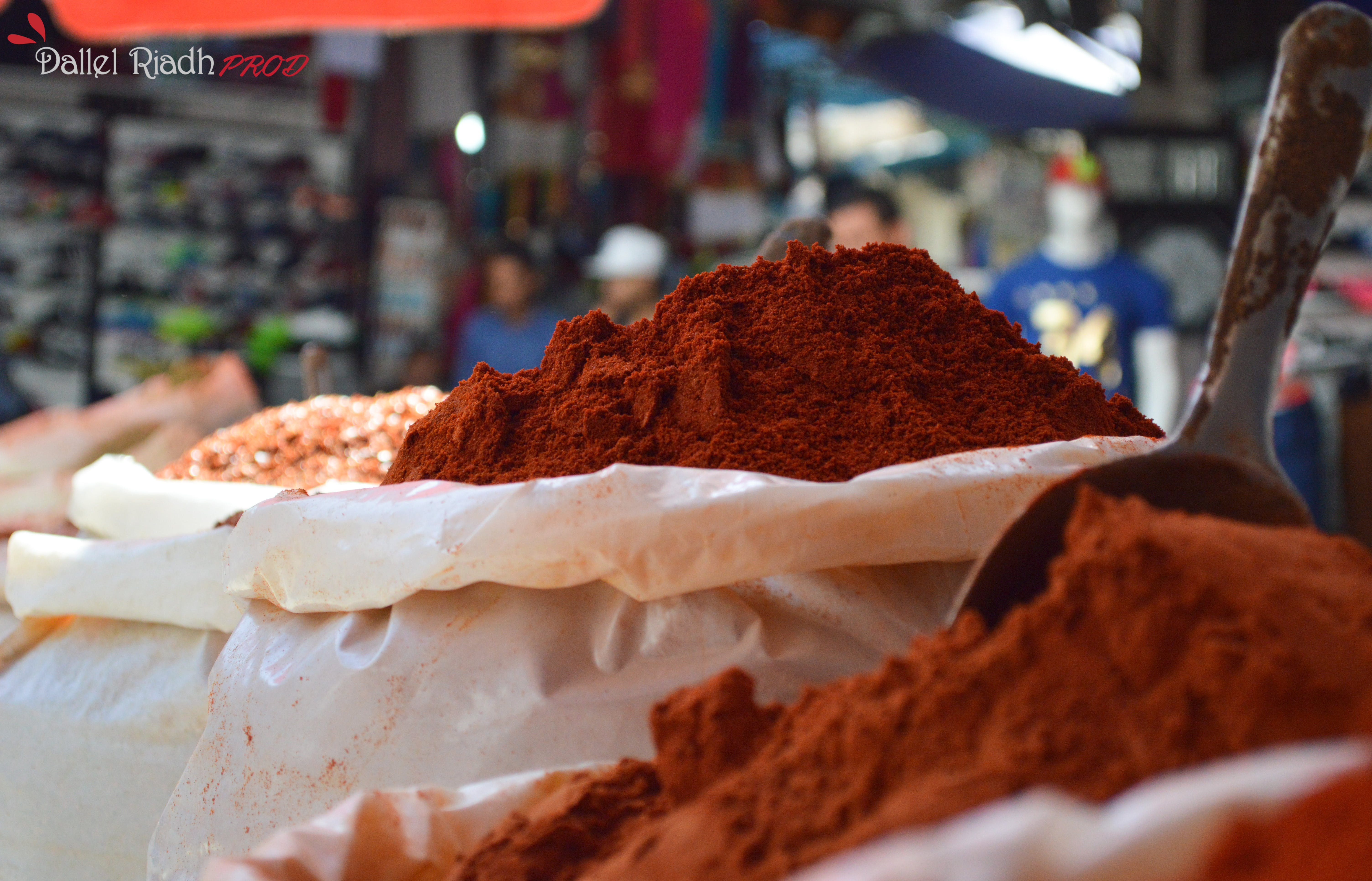 Free stock photo of red, powder, rouge, red pepper