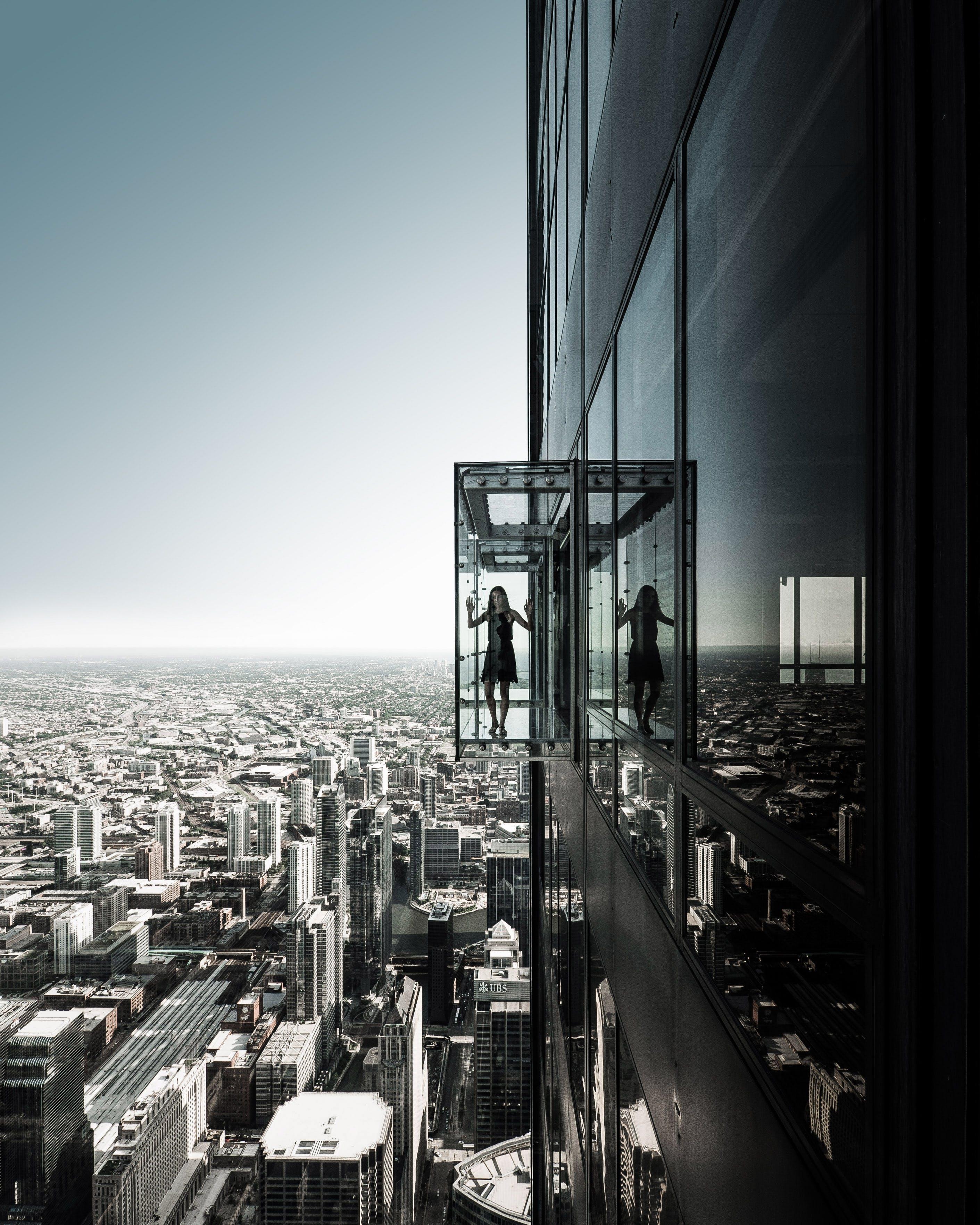 Gratis lagerfoto af arkitektur, bygninger, bylandskab, dagslys