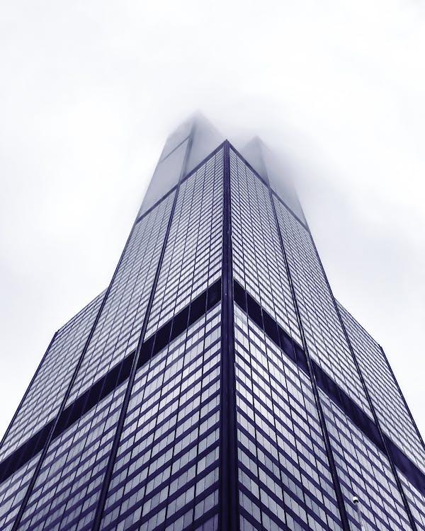 sears tower, архітектура, архітектурний