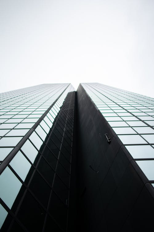 ボストン, ローアングルショット, 建物, 建築の無料の写真素材