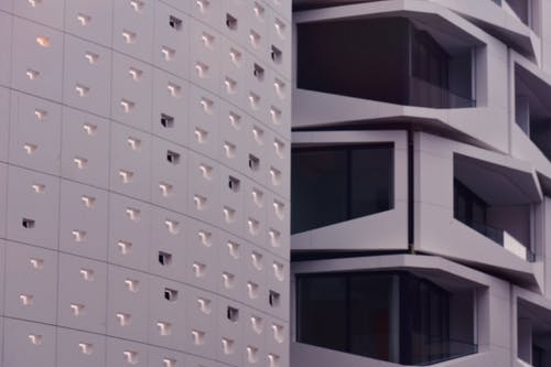 Fotobanka sbezplatnými fotkami na tému architektonický dizajn, architektúra, budova, fasáda