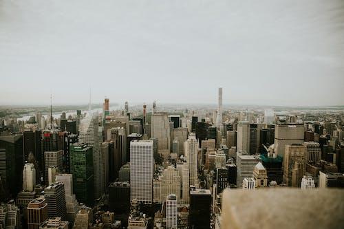 Foto stok gratis Arsitektur, bangunan, cityscape, dari atas