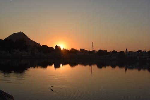Foto stok gratis #alam, #matahari terbenam