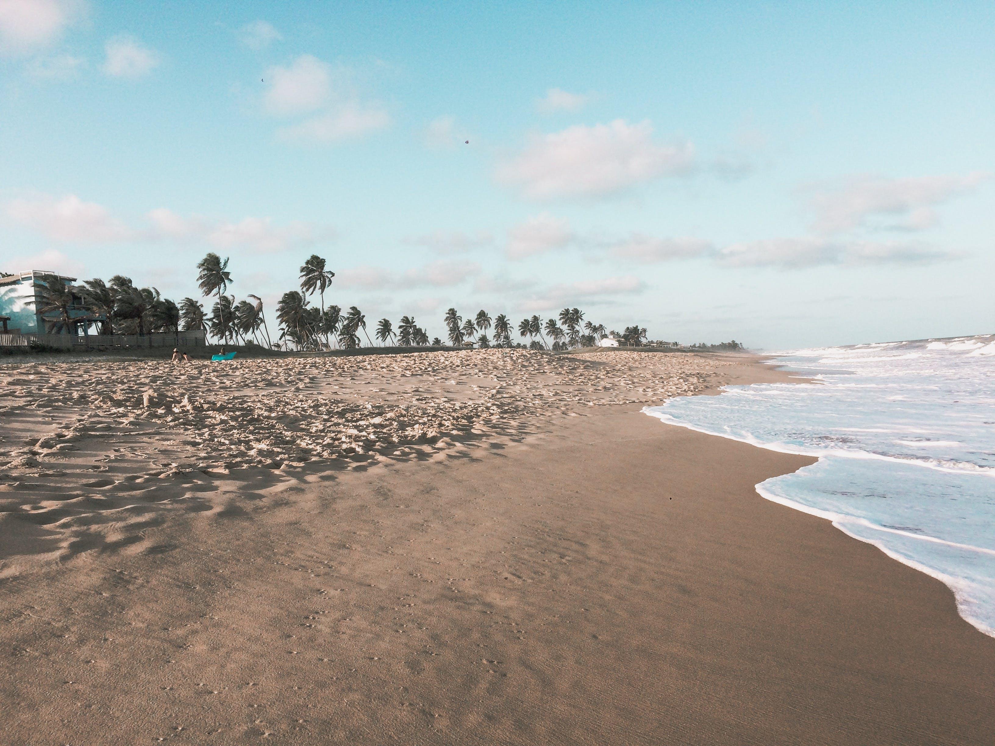 Gratis lagerfoto af bølger, havudsigt, idyllisk, kyst