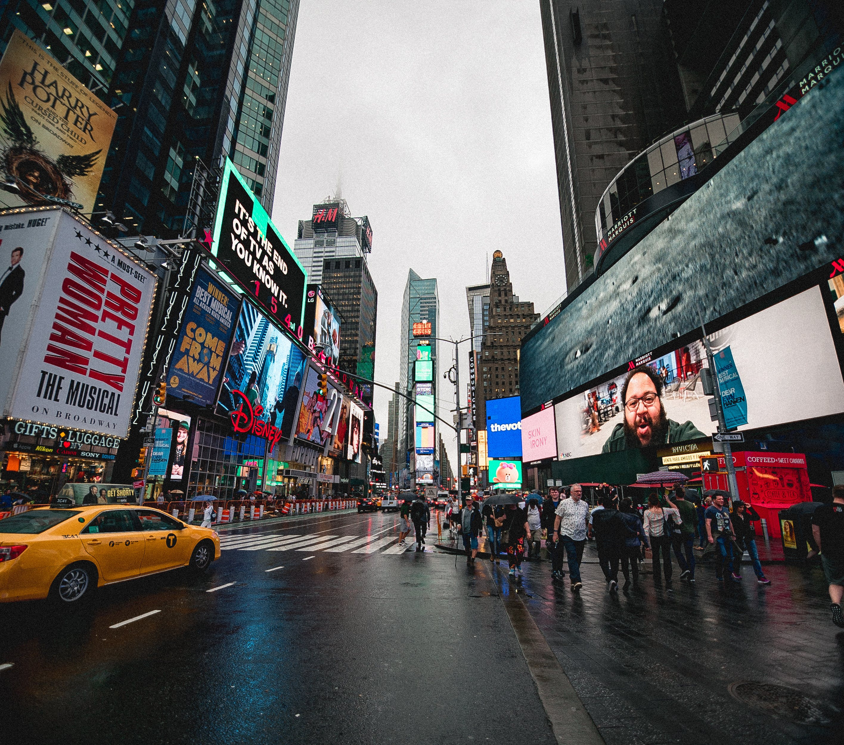 Kostenloses Stock Foto zu new york, new york city, new york city wallpaper, times square