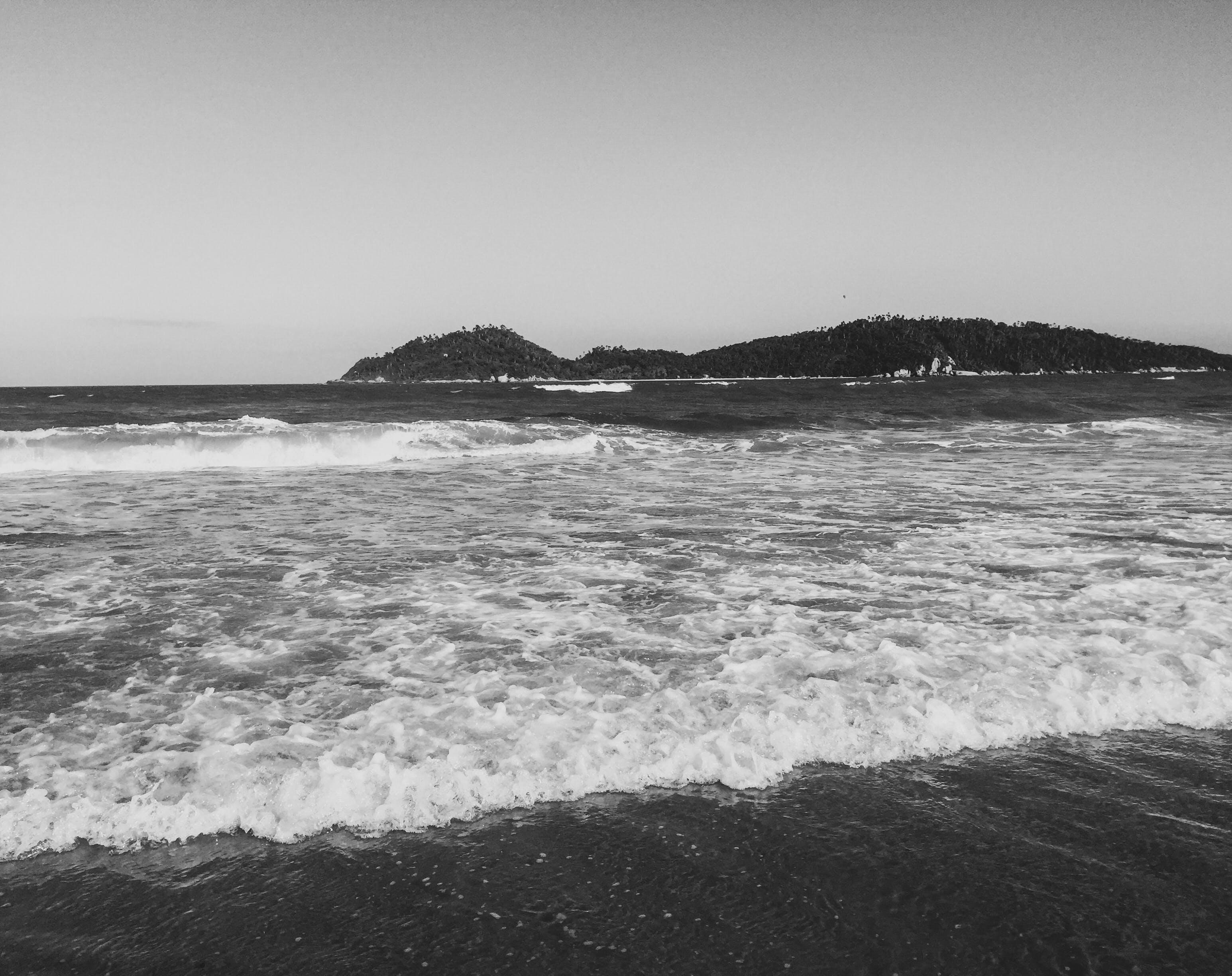 Free stock photo of beach, salt, sand, sea