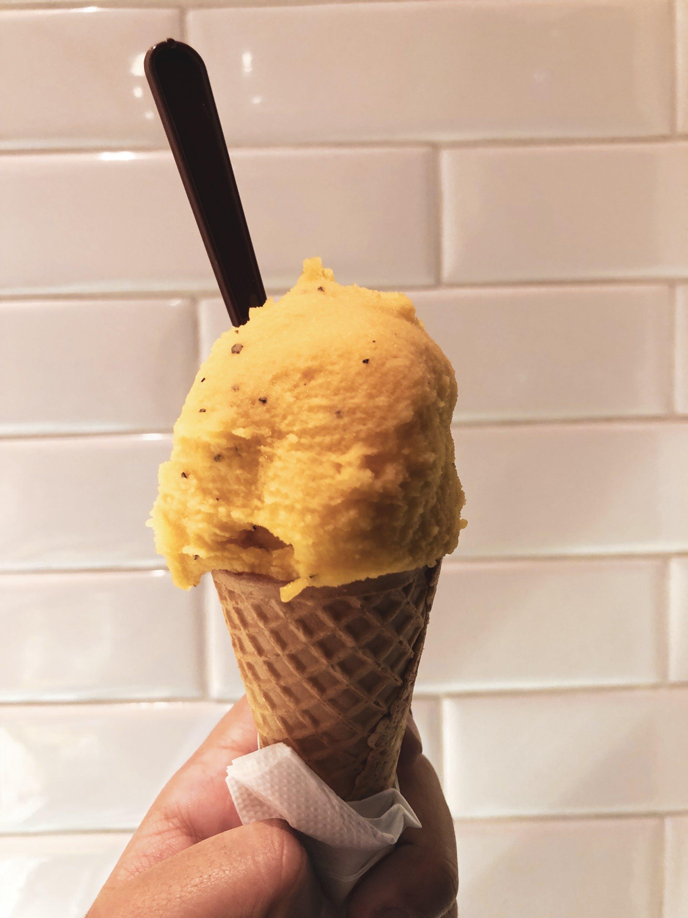 Free stock photo of icecream