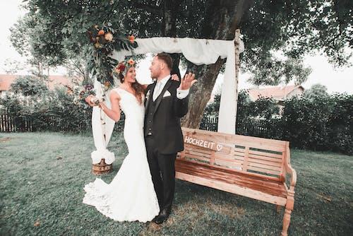 Foto d'estoc gratuïta de boda