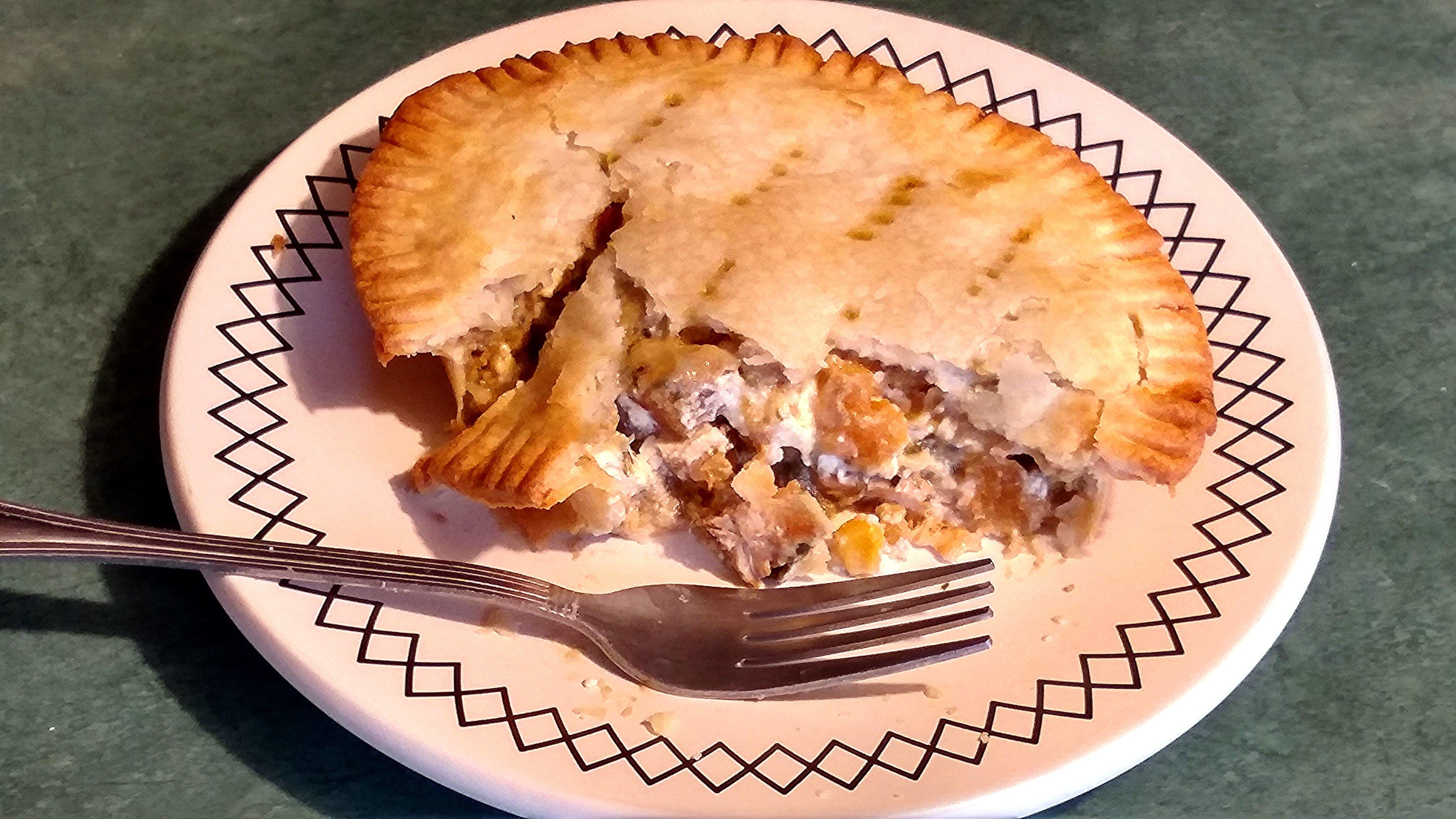 Free stock photo of chicken, food, homemade, pot pie