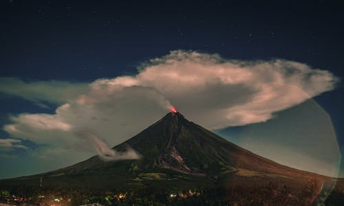 Free stock photo of bicol, clouds, legazpi, Mayon