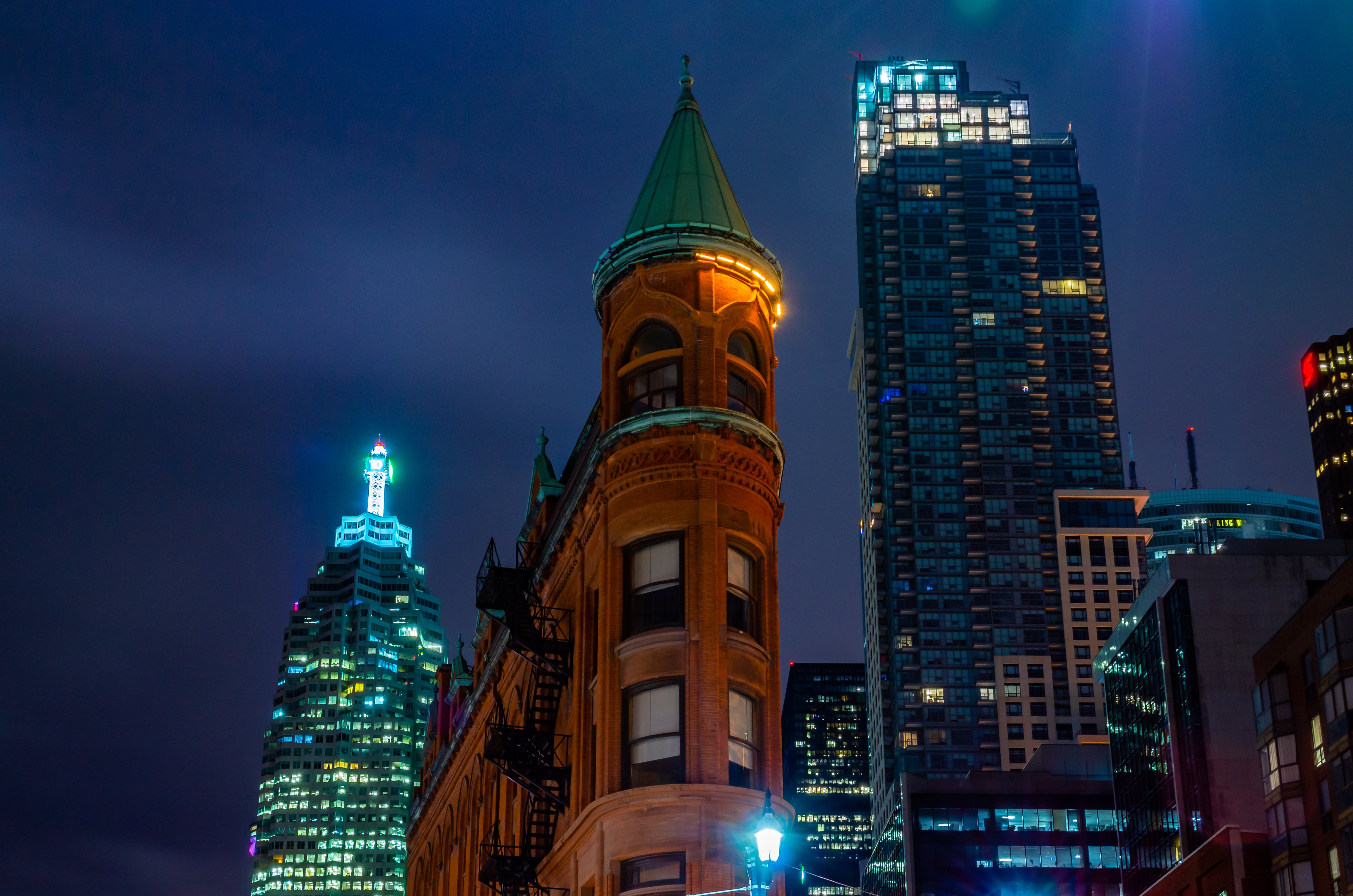Free stock photo of 4k wallpaper, architecture, buildings, city lights