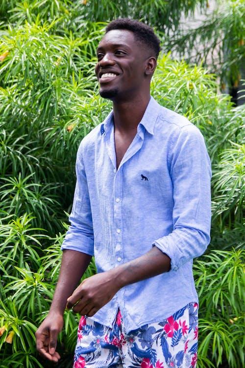 Foto profissional grátis de boa aparência, homem, homem negro, pessoa