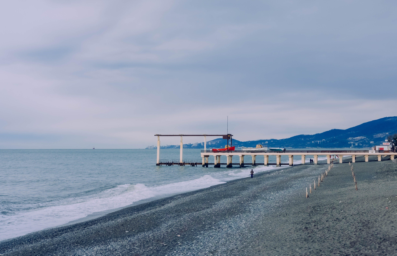 Free stock photo of blacksea, fuji, russia, sea