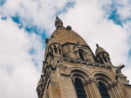 Foto d'estoc gratuïta de arquitecte, arquitectura, capella, cel