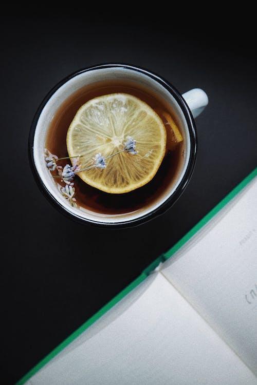 barvy, bylinkový čaj, bylinný