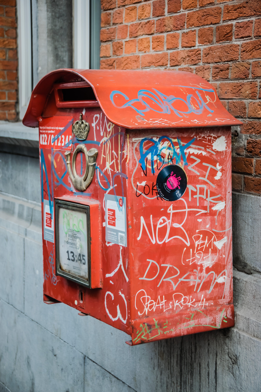 Základová fotografie zdarma na téma poštovní schránka, taged
