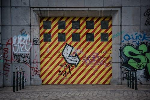 Безкоштовне стокове фото на тему «графіті, контраст»