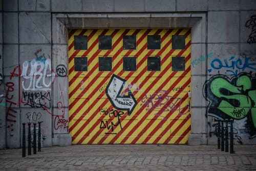Photos gratuites de contraste, graffiti