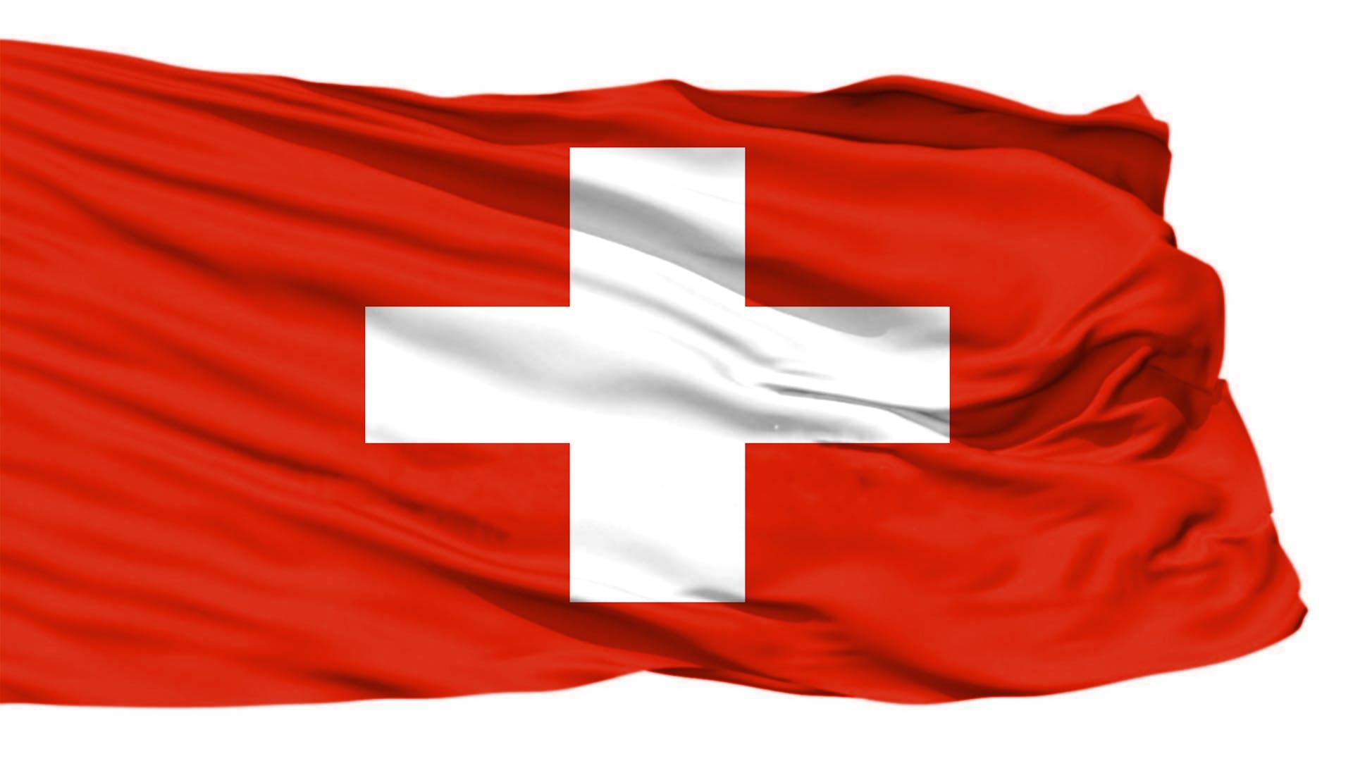 Kostenloses Stock Foto zu flagge, die schweiz-flagge