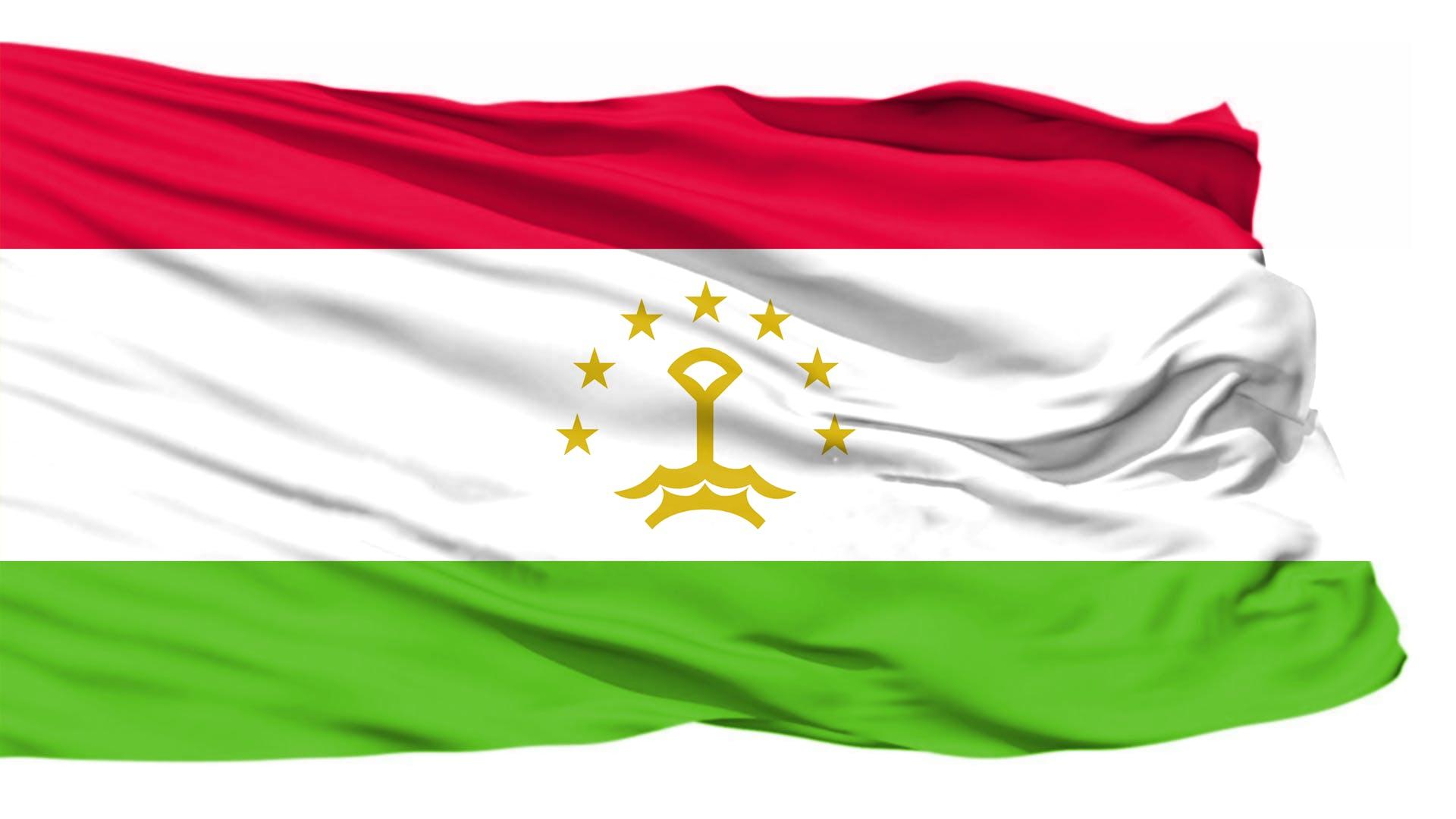 Kostenloses Stock Foto zu flagge, tadschikistan flag