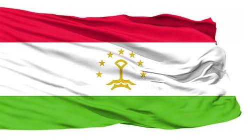 Kostnadsfri bild av tadzjikistan flagga