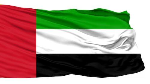 Kostnadsfri bild av Förenade arabemiraten, uae flagga