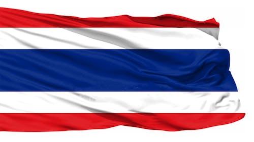 Kostnadsfri bild av thailand flagga